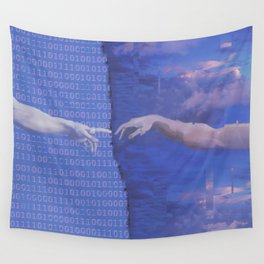 Ancient Technology Wall Tapestry