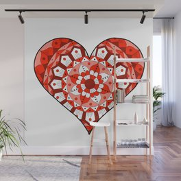 Love is in the air Wall Mural