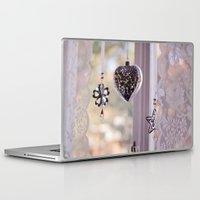swedish Laptop & iPad Skins featuring Swedish window by Sushibird