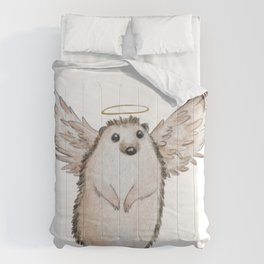 Angel hedgehog Comforters