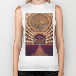 Teatro San Carlo Biker Tank
