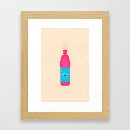 Kool-Aid Burst Framed Art Print