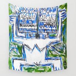 La Etrangete de L'ame by Johnny Otto Wall Tapestry