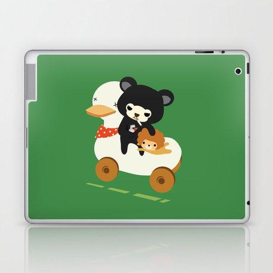 Good days..  Laptop & iPad Skin