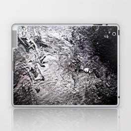 Black Lava III Laptop & iPad Skin