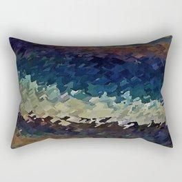 Desert Water Rectangular Pillow