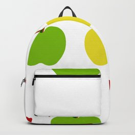 Colorful Apples Backpack