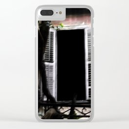 Enchanted Window no2 Clear iPhone Case