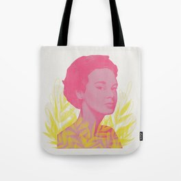 Side Eye Tote Bag