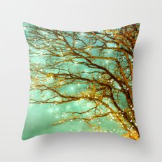 Newly Magical Throw Pillow