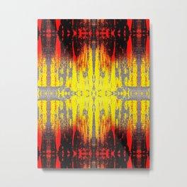 Secret Scarabs Metal Print