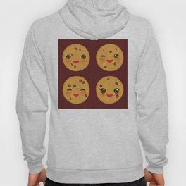 Kawaii Chocolate chip cookie Hoody