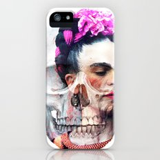 Frida Kahlo Slim Case iPhone (5, 5s)