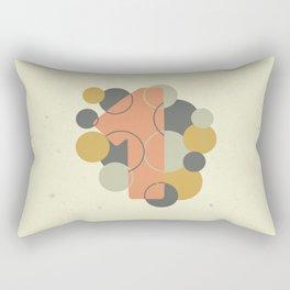 First Rectangular Pillow