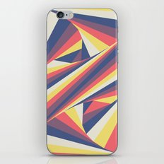 TwiangleToo iPhone & iPod Skin