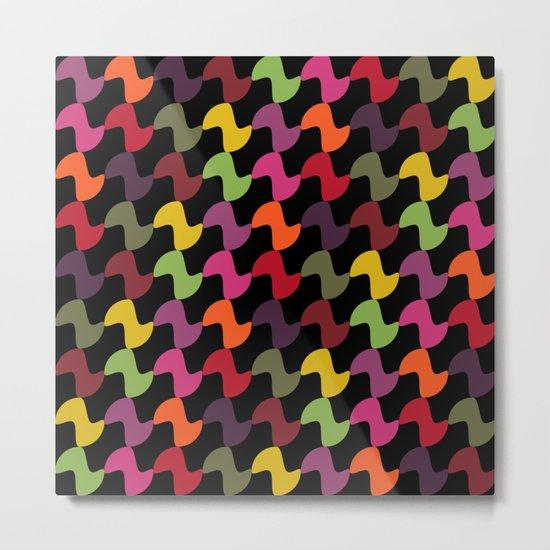 Pattern #28 Metal Print