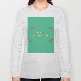 Accio Motivation Long Sleeve T-shirt