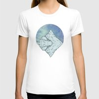 frozen T-shirts featuring Frozen by Holly Nekonam