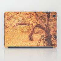 new york city iPad Cases featuring Autumn - New York City by Vivienne Gucwa