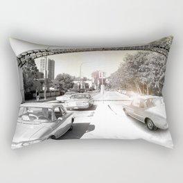 Corvair Avenue Rectangular Pillow