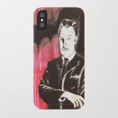 Vincent Price The Bat iPhone X Slim Case