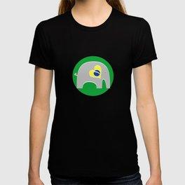 Brazilian Elephant T-shirt
