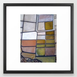 Salinas vertical 1 Framed Art Print
