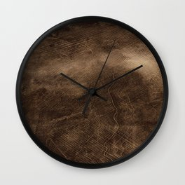 Landscape 5 Wall Clock