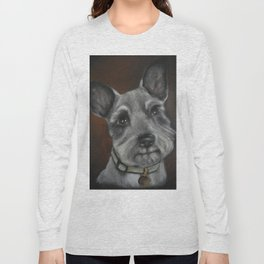 Schnauzer No.3 Long Sleeve T-shirt