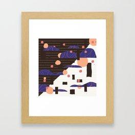 KUST Framed Art Print