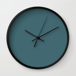 Hydro Color Accent Wall Clock