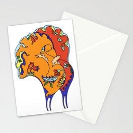 Loverbirds Stationery Cards