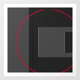 Recursion Art Print