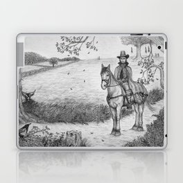 The Witchfinder General Laptop & iPad Skin
