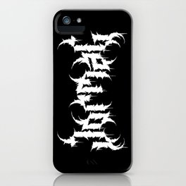 Jormag iPhone Case