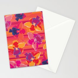 Fluor Flora - Hot Flamingo Stationery Cards