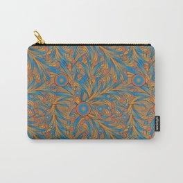 psychedelic Art Nouveau  Carry-All Pouch