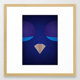 Somnoroase Pasarele Framed Art Print