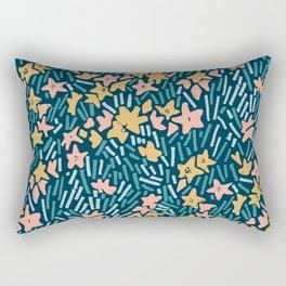 Star Boronia Rectangular Pillow