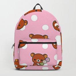 Cute Bear Backpack