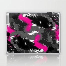 Wild cluster: pink Laptop & iPad Skin