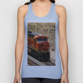 BNSF Engine Unisex Tank Top