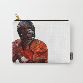 Peyton Manning zombie Carry-All Pouch