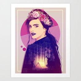 Muggle-Born  Art Print