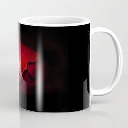 Candle Rose Coffee Mug
