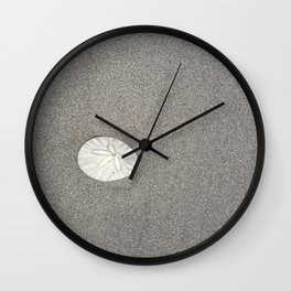 The Perfect Sand Dollar Wall Clock