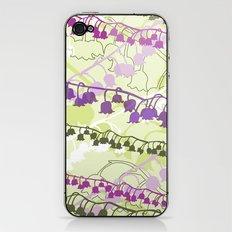 Layered Lily iPhone & iPod Skin
