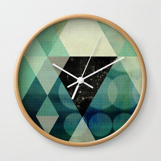 GEOMETRIC 003 Wall Clock
