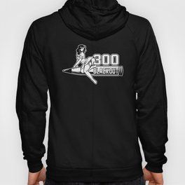 300 Blackout Pin-Up Model Hoody