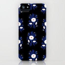 FrostBloom iPhone Case